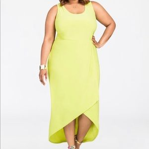 Ashley Stewart Hi-Lo Dress